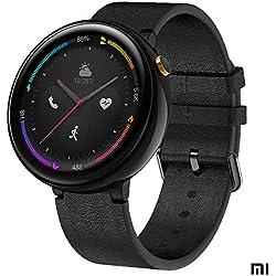 Amazfit Xiaomi Nexo Reloj Smartwatch Deportivo - 4G LTE (eSIM) - BioTracker PPG - GPS + GLONASS - Seguimiento Actividad Personal Inteligente - 1 GB Almacenamiento (No ECG/NFC) Negro (Android & iOS)