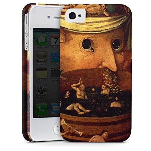 Apple iPhone X Silikon Hülle Case Schutzhülle Tondals Vision Kunst Art Premium Case glänzend