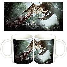 Monster Hunter World Taza Mug