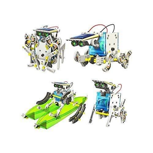 RCTecnic Kit de Robótica Solar Para Niños