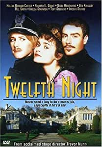 Twelfth Night [Import USA Zone 1]