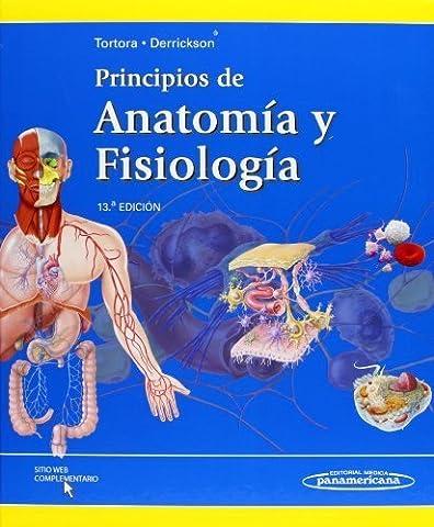 Anatomie Tortora - Principios de anatomia y fisiologia / Principles