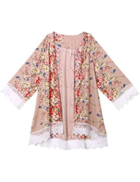 SKY For summer sunscreen, Las mujeres imprimieron la gasa del mantón del kimono que las tapas de la rebeca cubren...