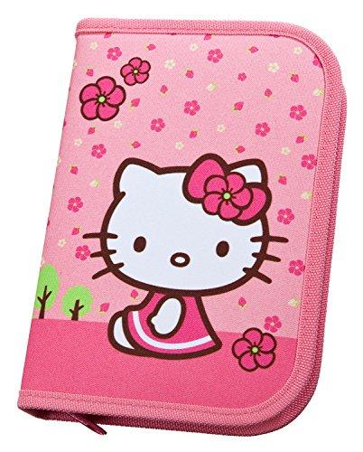 scooli hkyx0440–Estuche escolar con STABILO Marca relleno, Hello Kitty, 30Piezas