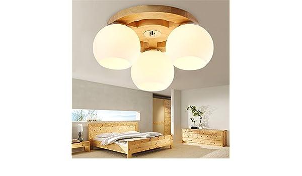 Plafoniere Per Travi Legno : Larsure vintage stile plafoniera lampada da soffitto moderno delle