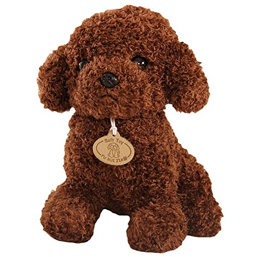 Momongel Children Kids Cute Lovely Stuffed Animals Teddy Dog Puppy Dolls Plush Toys Gift