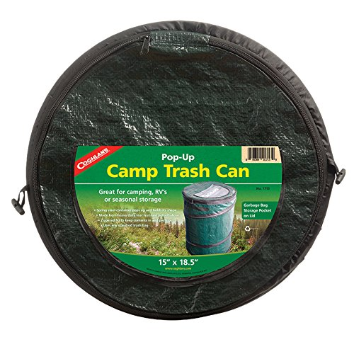 Coghlan's Pop-Up Camp Trash Can (Small)
