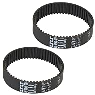 As Direct Ltd ™ Pack Of 2 Toothed Planer Drive Belt For Black & Decker KW715, KW713, BD713