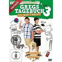 Gregs Tagebuch 3 - Ich war's nicht