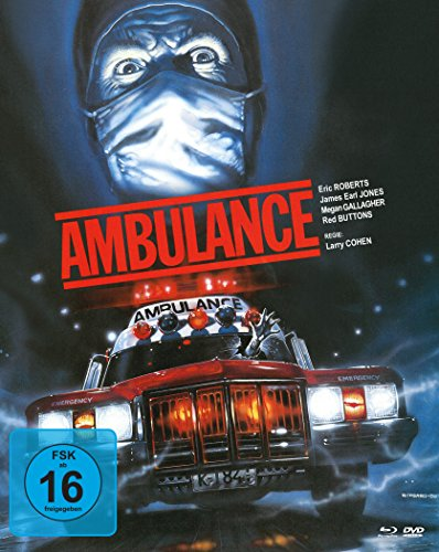 Ambulance - Mediabook (+ 2 DVDs) [Blu-ray]