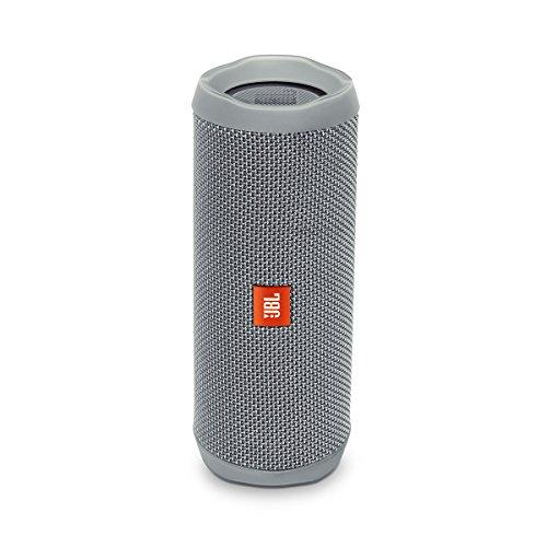 JBL Flip 4 - Altavoz inalámbrico portátil con Bluetooth, parlante resistente al agua (IPX7), JBL Connect+, hasta 12h de reproducción...