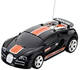 Digital Additions® Black/Orange Micro Remote Control RC Car in a Coke Can 1:64 Scale