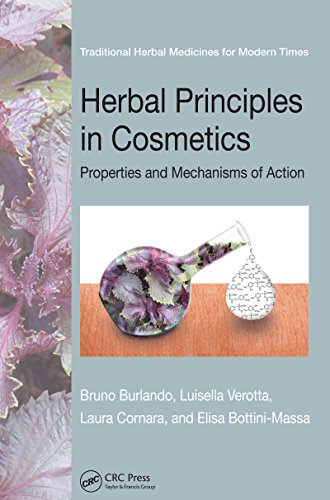 Herbal Principles in Cosmetics: Properties and Mechanisms of Action (Traditional Herbal Medicines for Modern Times Book 8) (English Edition)