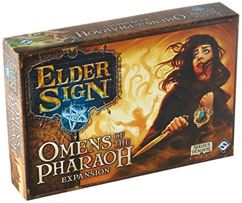 Omens of the Pharaoh: Elder Sign - English