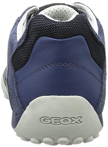 Geox Uomo Snake K U4207k01422c6105 Herren Sneaker Blau (avio / Blackc4321)