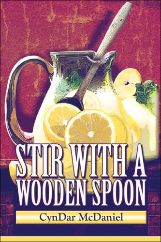 Stir with a Wooden Spoon Cover Image