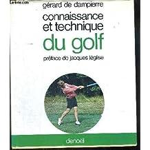 Connaissance et technique du golf