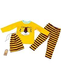 Sigikid Jungen Zweiteiliger Schlafanzug Pyjama, Mini