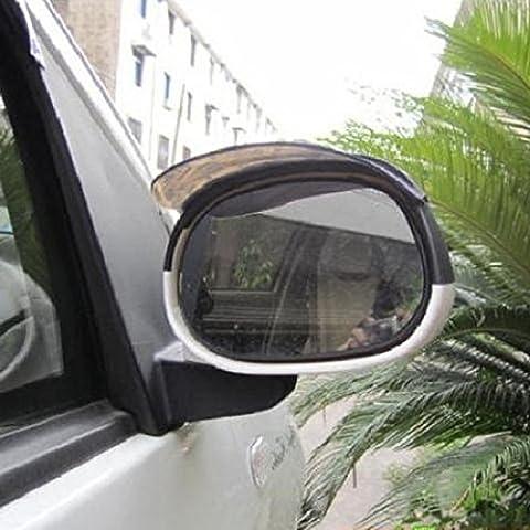 Specchietto retrovisore auto Anti Pioggia Protezione paralume metri auto mini Backup di alta qualità Nuovo