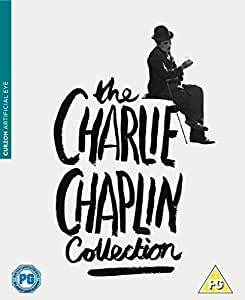 The Charlie Chaplin Collection DVD 12 discs
