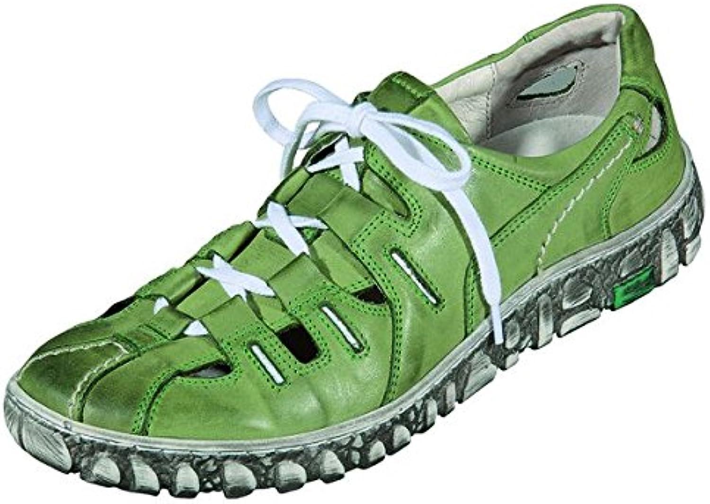 MICCOS - Mocasines para mujer verde verde