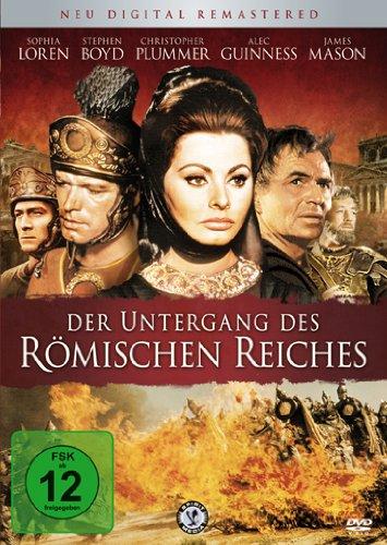 Coverbild: Der Untergang des Römischen Reiches