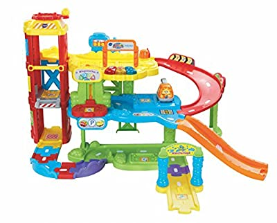VTech Baby 80-180004 - Tut Tut Flitzer - Parkgarage von VTech Baby