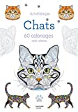 Telecharger Livres Chats 60 coloriages anti stress (PDF,EPUB,MOBI) gratuits en Francaise