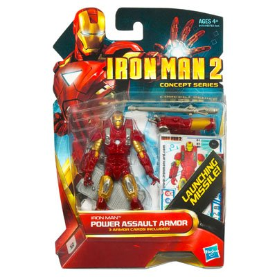 POWER ASSAULT ARMOR [04] (Über Iron Man Anzug)