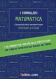 Matematica. L'essenziale della matematica per Istituti e Licei. Con Contenuto digitale per accesso on line
