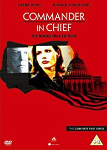 Commander In Chief - Series 1 [DVD] [2005]