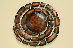 Riesige wanddeko wandbild afrika ethno style sonne neu - Dekoration afrika style ...
