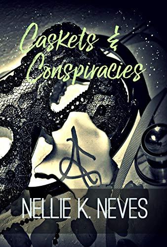 Caskets & Conspiracies (Lindy Johnson Series Book 1) (English Edition) von [Neves, Nellie K.]