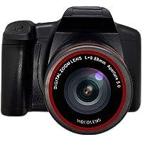 Digital Camera Vlogging Camera Video Camera, 1080P Ultra HD LCD Screen 2.4 Inch 16X Digital…
