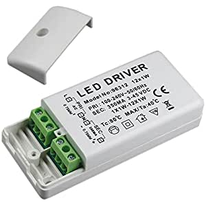 LED-Trafo, elektronisch, 0,5-12W, 220-240V von Chiliec