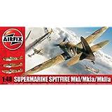 Airfix A05115A Supermarine Spitfire MkI 1:48 Scale Series 5 Plastic Model Kit