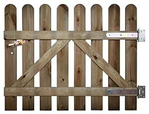 Jardi Depot - Portillons - Portillon Coquelicot ht 100 cm