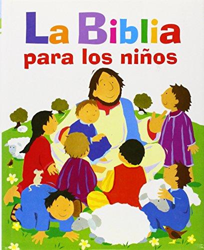 LA BIBLIA PARA LOS NIÑOS (Biblioteca Religiosa) por Obra Colectiva Edebé