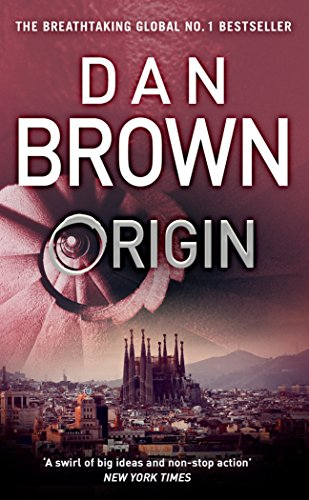 Origin (Robert Langdon) por Dan Brown