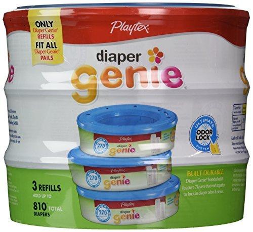 playtex-diaper-genie-refill-810-count-total-3-pack-of-270-each-customerpackagetype-retail-model-8001