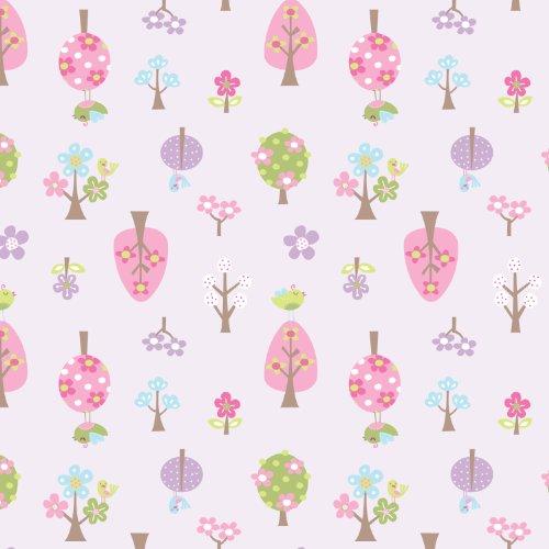 Summer Infant SwaddleMe PUCKSACK - Sweet Trees (Gr. Small) Rosa mit Bäume, modern - aus USA