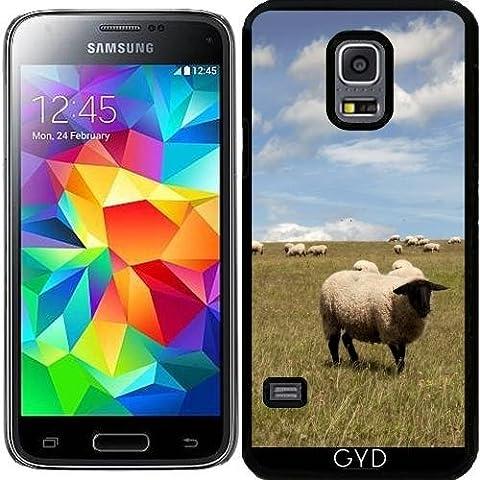 Custodia Samsung Galaxy S5 Mini - Contare Le Pecore by UtArt