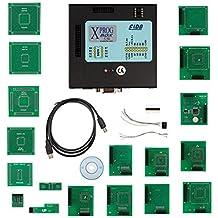 XPROG-m v5.55xprog M programador xprog-box ECU programador Full adaptadores con USB Dongle especialmente para BMW CAS4descifrado fácil de instalar