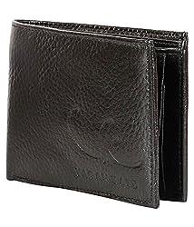 Vagan-kate NDM leather black wallet for men