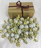 LINDT CHAMPAGNE MILK CHOCOLATE TRUFFLES (with bonus MINT...