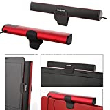 AKORD Portable Laptop/Computer/PC Speaker Subwoofer USB Soundbar Sound Bar Stick Music Player Speakers