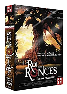 Le Roi des Ronces Combo DVD + [Blu-Ray] [Édition Collector] (B004U5LI7U) | Amazon price tracker / tracking, Amazon price history charts, Amazon price watches, Amazon price drop alerts