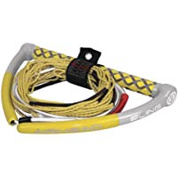 AIRHEAD Bling Spectra Wakeboard Rope - 75' 5-Section - Yellow by AIRHEAD Watersports
