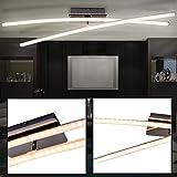 16 Watt LED Decken Lampe Schlaf Zimmer Beleuchtung Leuchtarm beweglich Leuchten Direkt 11272-55