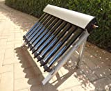 Solar Collector of Solar Hot Water Heater / with 10 Evacuated Tubes / Heat Pipe Vacuum Tubes, new/Capteur solaire de chauffe-eau solaire Hot / avec 10 tubes sous vide / Heat Pipe tubes ¨¤ vide, nouvelle...